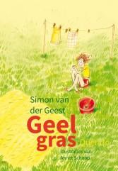 Geel gras ill Annet Schaap groot
